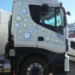 Vulcangas Truck GNL motrice