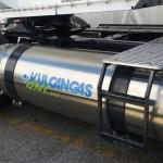 Vulcangas Truck GNL tanck