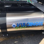 Vulcangas Truck GNL Serbatoio