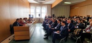 Conferenza GNL Roma OPil non Oil