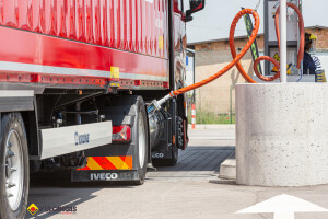 Vulcangas, Arcese ed Iveco per il BIO LNG